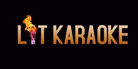 Copy of LIT KARAOKE tickets