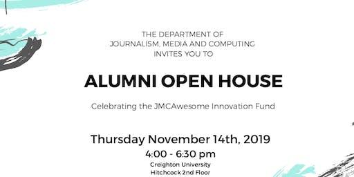 JMC Alumni Open House
