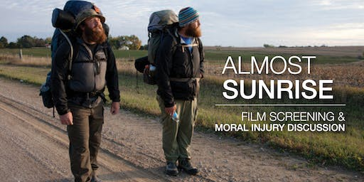 Almost Sunrise Film Screening & Moral Injury Discussion