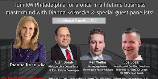MARKET MAKERS 2019! Dianna Kokoszka Mastermind & Special Guest Panel