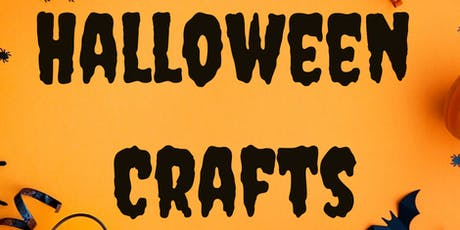 Halloween Crafts tickets