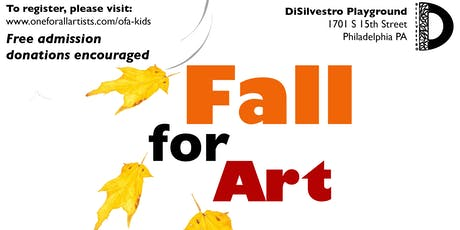 Fall for Art tickets