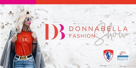 DONNABELLA's 20th Charity Fashion Show tickets