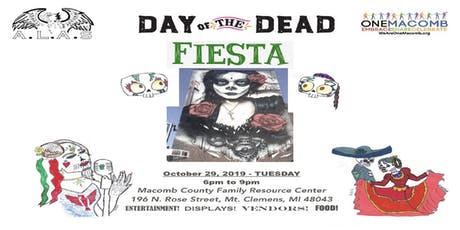 Day of the Dead Fiesta tickets