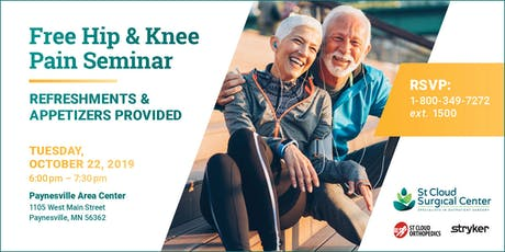 Overcome Joint Pain with Mako Technology - Free Community Seminar tickets