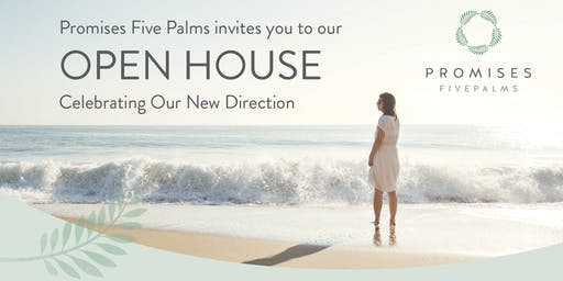 Promises Five Palms Open House