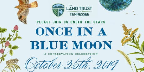 Once in a Blue Moon 2019 tickets