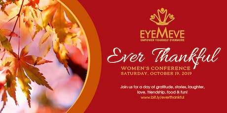 Women's Conference : EVER THANKFUL tickets