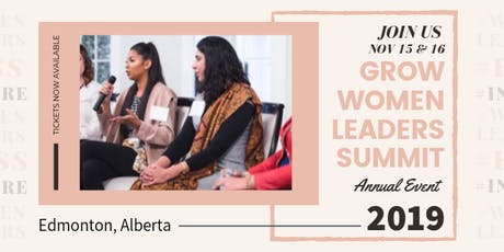 Grow Women Leaders Summit: Dare to Lead tickets