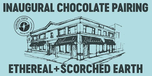 Chocolate & Beer Pairing with Scorched Earth Brewing