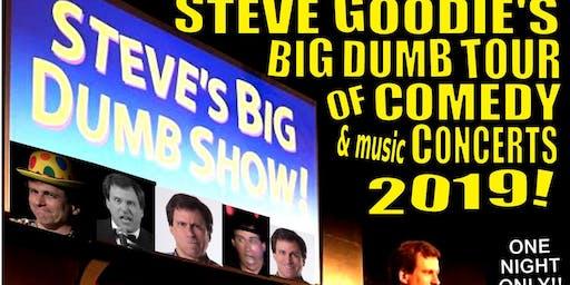 Steve Goodie's Big Dumb Comedy Tour