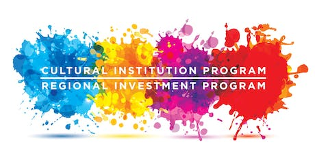Grant Application Workshop: Cultural Institution Program (CINP) and (RINV) tickets