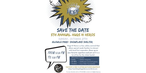 5th Annual Hugs 'N Heroes