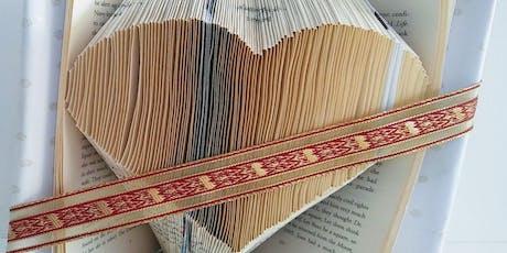 Book Folding tickets