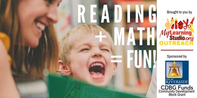 READING + MATH = FUN!