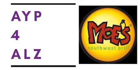AYP 4 ALZ - Moe's Fundraiser  tickets