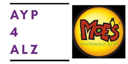 AYP 4 ALZ - Moe's Fundraiser