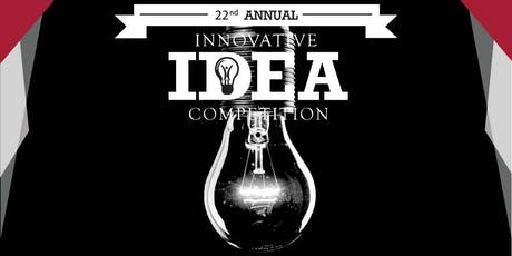 2019 Innovative Idea Competition tickets