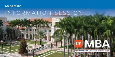 UF MBA - Miramar Information Session