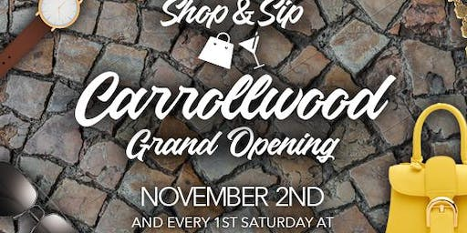 Grand Opening of Shop & Sip Carrollwood