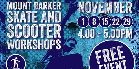 Mount Barker SKATE Workshops Session 1 tickets
