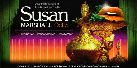 An Intimate Evening with Susan Marshall tickets