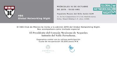 HBS GLOBAL NETWORKING NIGHT 2019