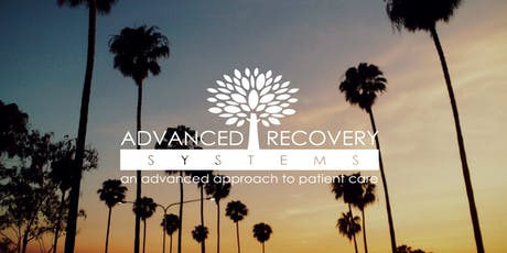 Advanced Recovery Systems Continuing Education Event October  tickets
