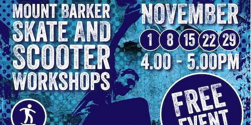 Mount Barker SCOOTER Workshops Session 1