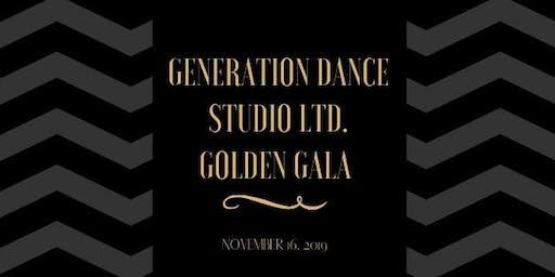 Generation Dance Studio's Golden Gala