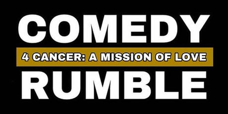 Comedy 4 Cancer Rumble tickets