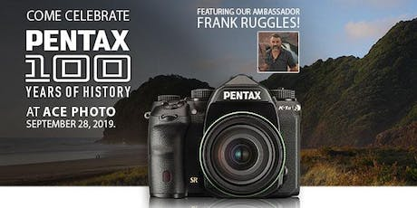 Ricoh 100th Anniversary with Landscape Photographer Frank Lee Ruggles tickets