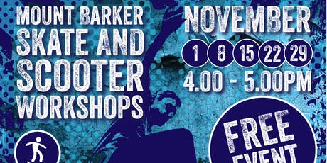 Mount Barker SCOOTER Workshops Session 2 tickets