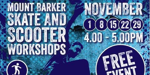Mount Barker SCOOTER Workshops Session 2