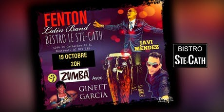 Miguel Fenton Latin Band et Zumba tickets