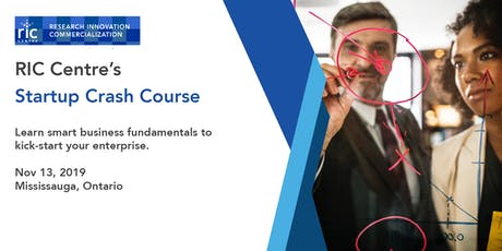 RIC Centre Startup Crash Course tickets