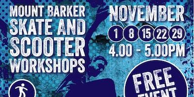 Mount Barker SKATE Workshops Session 3