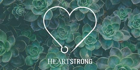 HeartStrong Tattoo's 1 Year Anniversary tickets