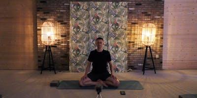 Mediteren met David op zaterdagmorgen