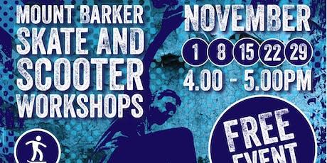 Mount Barker SCOOTER Workshops Session 3 tickets