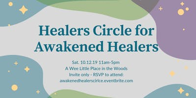 Healers Circle for Awakened Healers