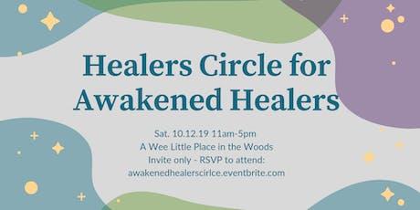 Healers Circle for Awakened Healers tickets
