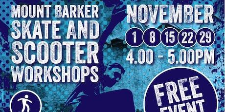 Mount Barker SCOOTER Workshops Session 4 tickets