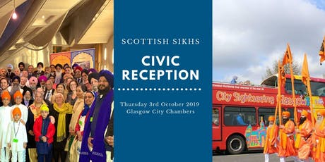 Sikhs in Scotland Civic Reception tickets