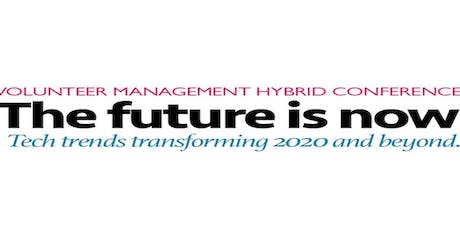 The Future is Now - A hybrid conference for volunteer professionals  tickets