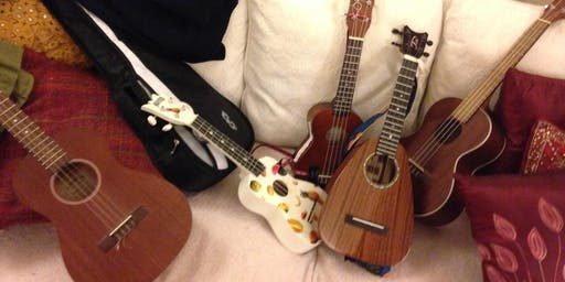 Wishful Wednesday Ukulele Workshops