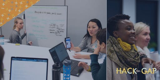 Hack the Gap All-Women Hackathon Fall 2019