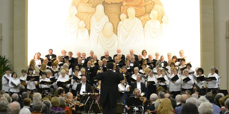 MESSIAH by G.F. Handel with Masterworks of Oakville Chorus & Orchestra tickets