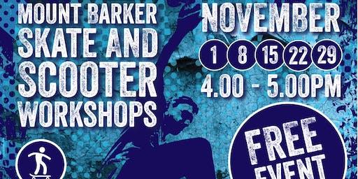 Mount Barker SCOOTER Workshops Session 5