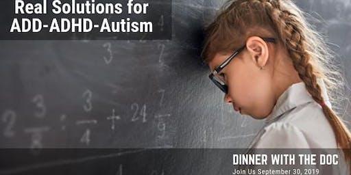 Raising Kids Naturally | FREE Dinner Event with Dr. Matt Morris
